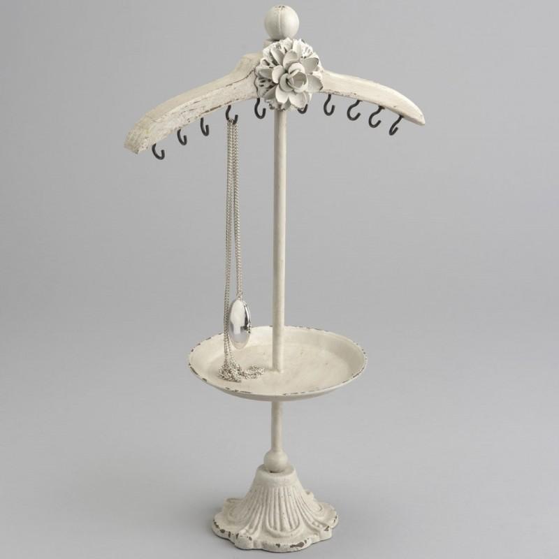 Cintre porte bijoux fabulous articles similaires - Fabriquer un valet de nuit ...