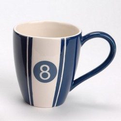 Tasse mug Billard Bleu Amadeus