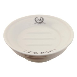 Porte savon céramique Clayre-Eef