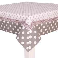 Nappe coton 130 x 180 cm Amadeus