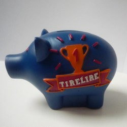 Tirelire cochon Amadeus