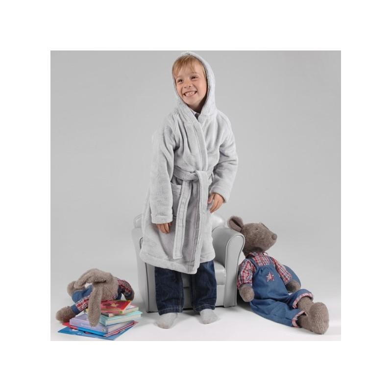 Robe De Chambre Enfant 6 Ans Amadeus Coeur De Deco