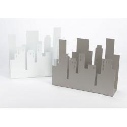 Porte revues métal building Amadeus